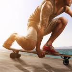 Longboard Fahrtechniken: Bremsen, Pumpen, Sliden, Pushen, Carven