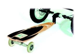 Kinderwagen-Longboards
