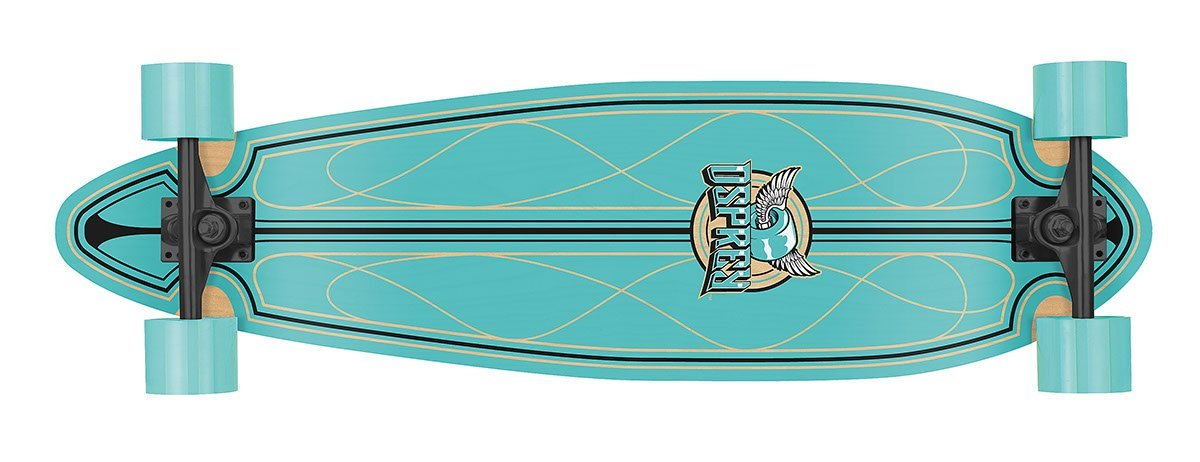 Osprey Rounded Pintail Cruiser Helix TY5254