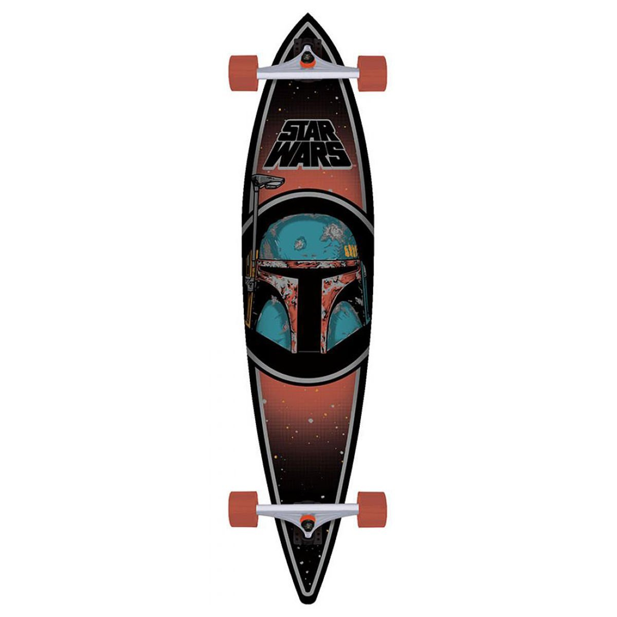 Santa Cruz Star Wars Boba Fett