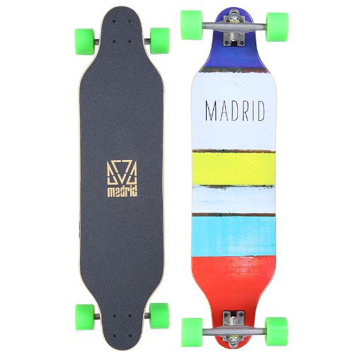 Vevendo Madrid Weezer Paint Stripes