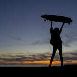Vom Skateboard zum Longboard – Entwicklung eines Trends