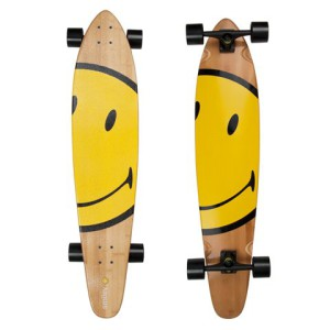 Smiley Longboards