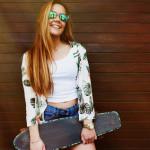 Tarp Surfing – Longboarden mit einer Plane