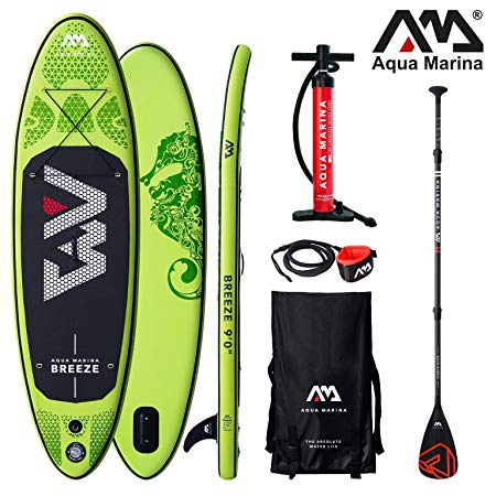 Aqua Marina Breeze 2019 SUP Board Inflatable Stand Up Paddle
