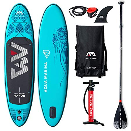Aqua Marina Vapor 2019 SUP Board Inflatable Stand Up