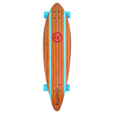 Kryptonics Longboard Through Komplettboard