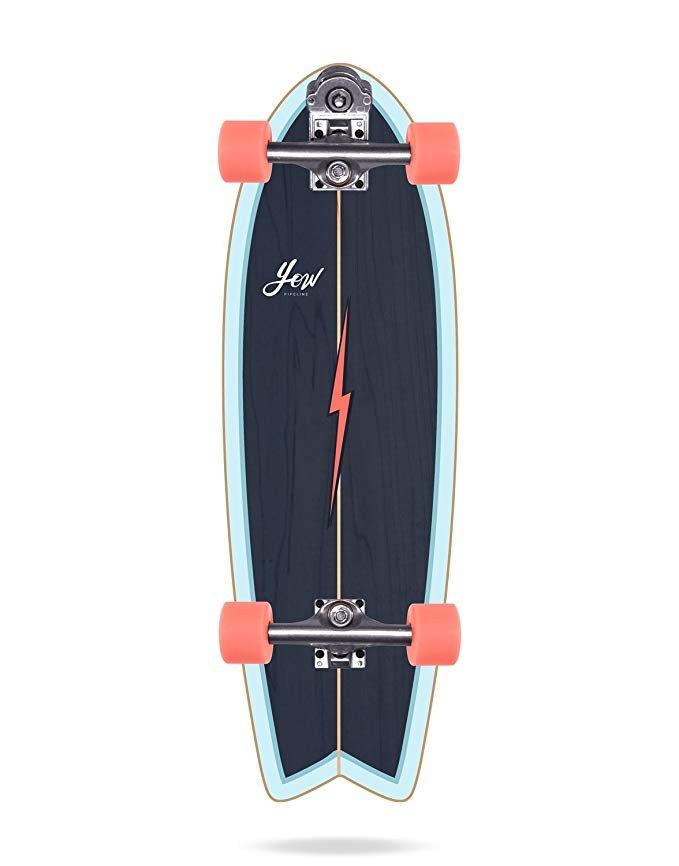 No Name YOW Pfeife Surfskate