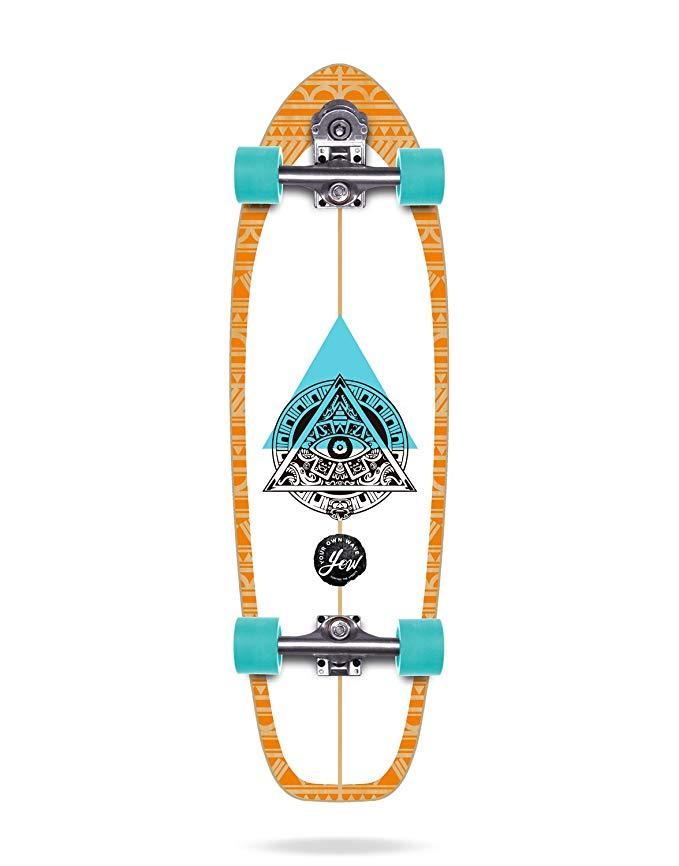 No Name YOW Teahupoo Surfskate