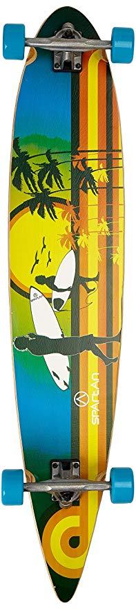 Sportbanditen Longboard Surfs Up 46'' ABEC 7