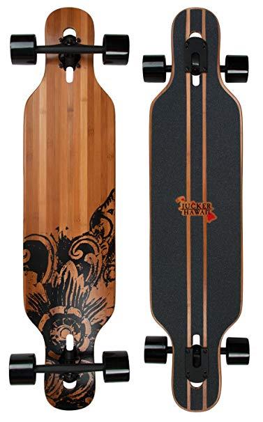 Mike Jucker Hawaii Longboard New HOKU
