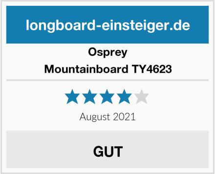 Osprey Mountainboard TY4623 Test
