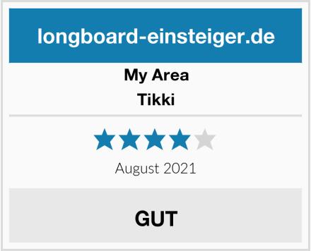 My Area Tikki Test
