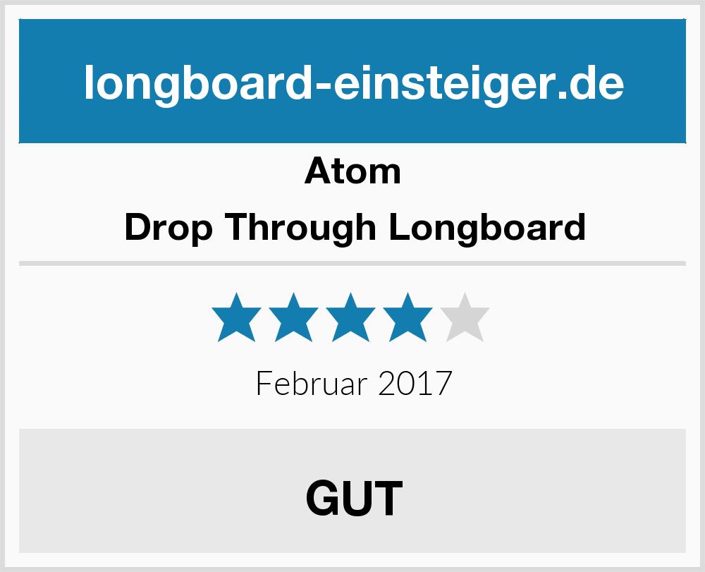 Atom Drop Through Longboard