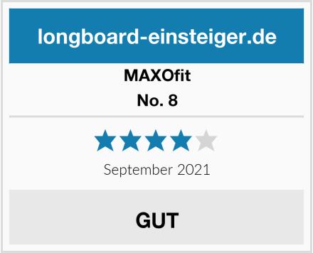 MAXOfit No. 8 Test
