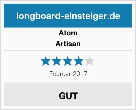 Atom Artisan Test