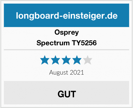Osprey Spectrum TY5256 Test