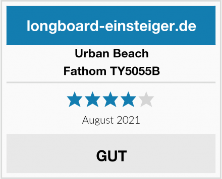 Urban Beach Fathom TY5055B Test