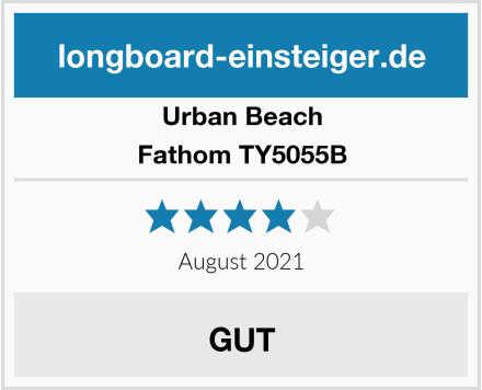 Urban Beach Fathom TY5055B Test
