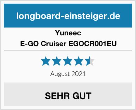 Yuneec E-GO Cruiser EGOCR001EU Test