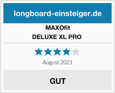 MAXOfit DELUXE XL PRO  Test