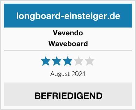 Vevendo Waveboard Test