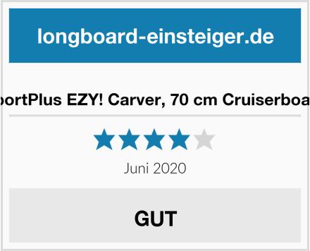 No Name SportPlus EZY! Carver, 70 cm Cruiserboard Test