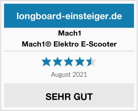 Mach1 Mach1® Elektro E-Scooter Test