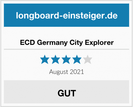 ECD Germany City Explorer Test