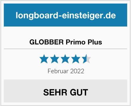 GLOBBER Primo Plus Test