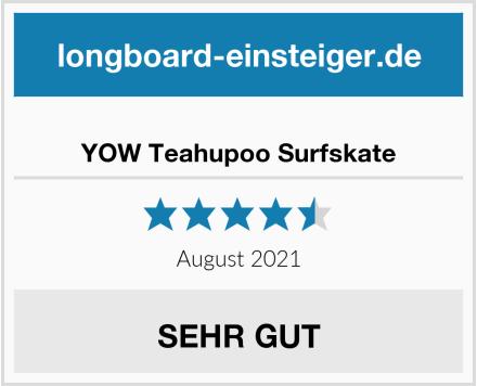 No Name YOW Teahupoo Surfskate Test