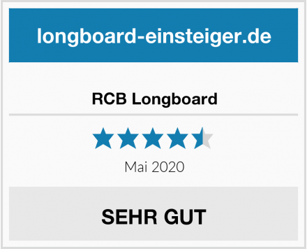 RCB Longboard Test
