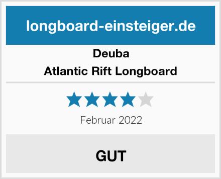Deuba Atlantic Rift Longboard Test