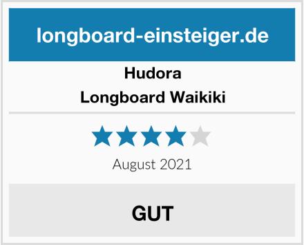 Hudora Longboard Waikiki Test