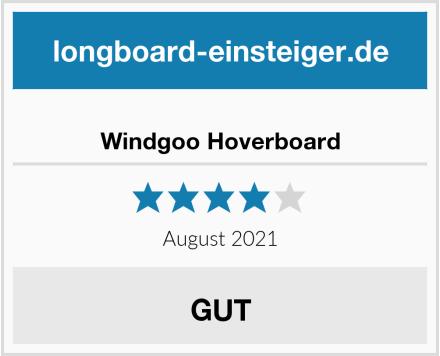 Windgoo Hoverboard Test