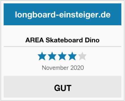 AREA Skateboard Dino Test
