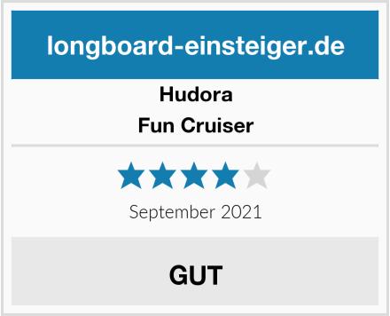Hudora Fun Cruiser Test