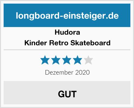 Hudora Kinder Retro Skateboard Test
