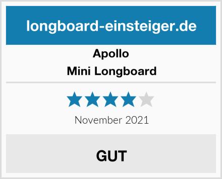 Apollo Mini Longboard Test