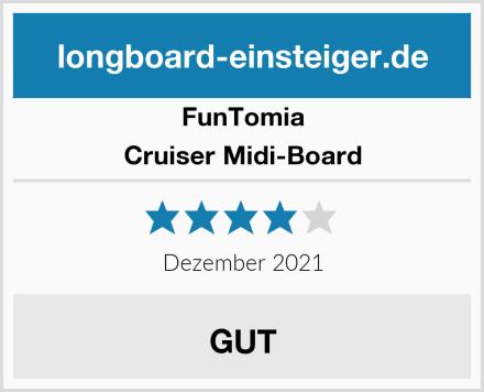 FunTomia Cruiser Midi-Board Test