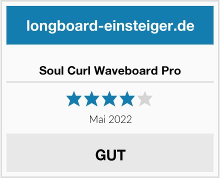 Soul Curl Waveboard Pro Test
