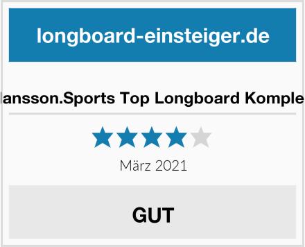Hansson.Sports Top Longboard Komplett Test