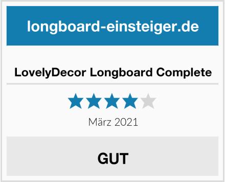 LovelyDecor Longboard Complete Test