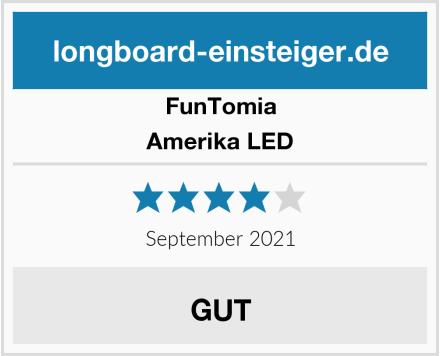 FunTomia Amerika LED Test