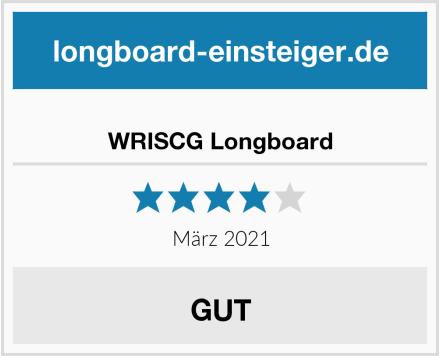 WRISCG Longboard Test