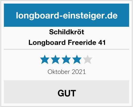 Schildkröt Longboard Freeride 41 Test
