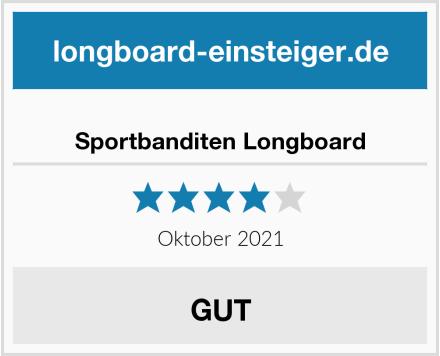 Sportbanditen Longboard Test