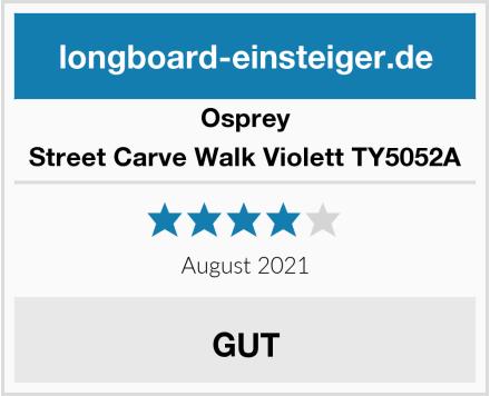 Osprey Street Carve Walk Violett TY5052A Test