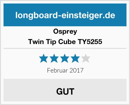Osprey Twin Tip Cube TY5255 Test