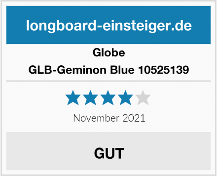 Globe GLB-Geminon Blue 10525139 Test